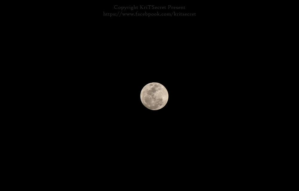 Full Moon by KriTSecret