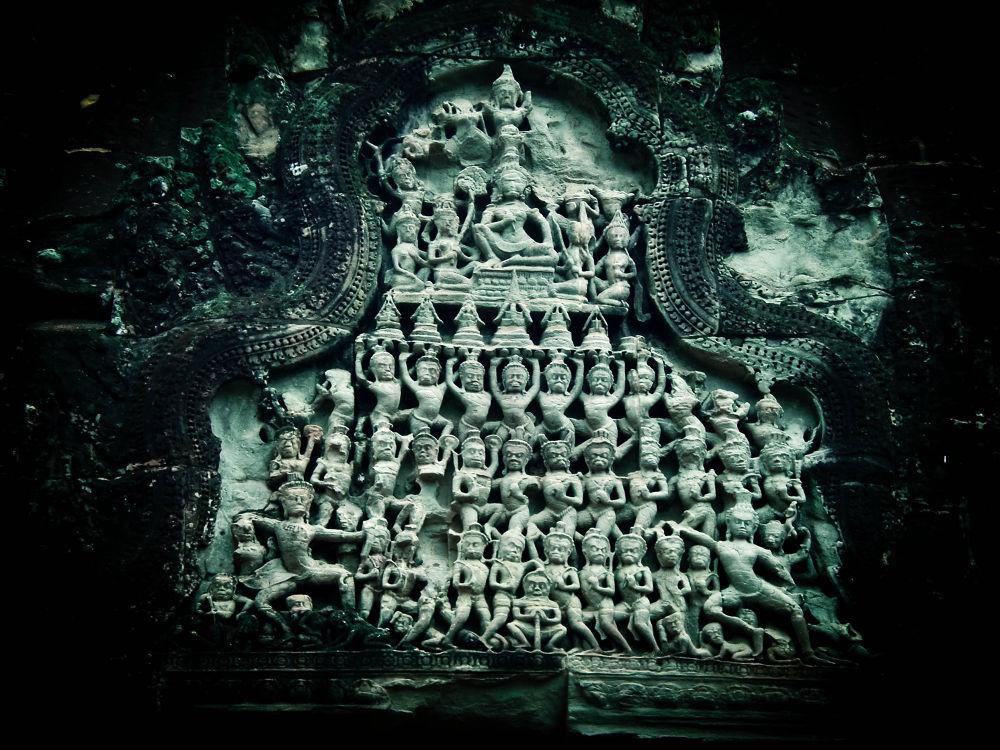 Angkor Wat, Cambodia by JOOLZ