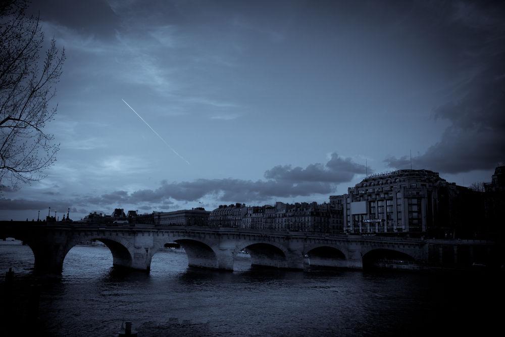 PARIS PONT NEUF  by stephaniejeudi