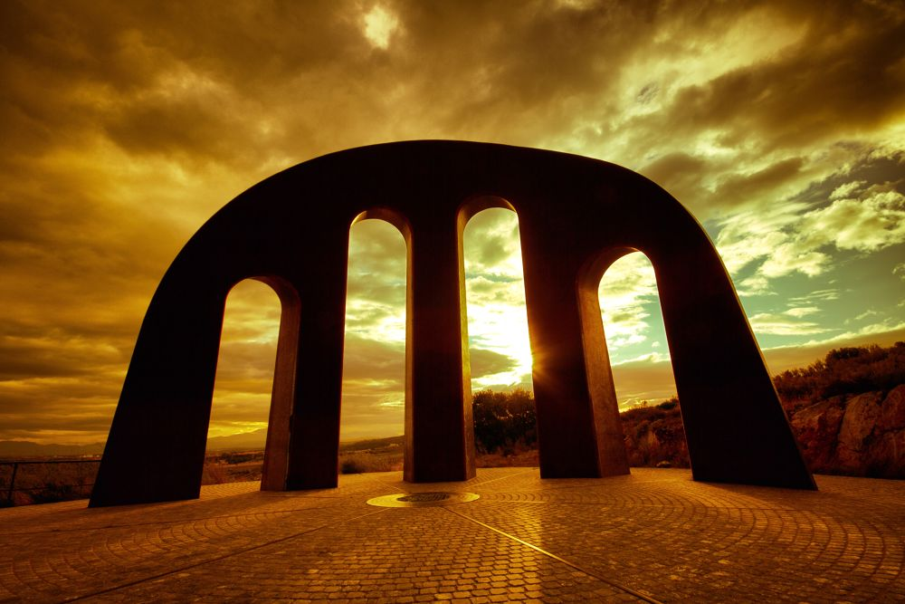 THE DOORS OF THE SUN  by stephaniejeudi