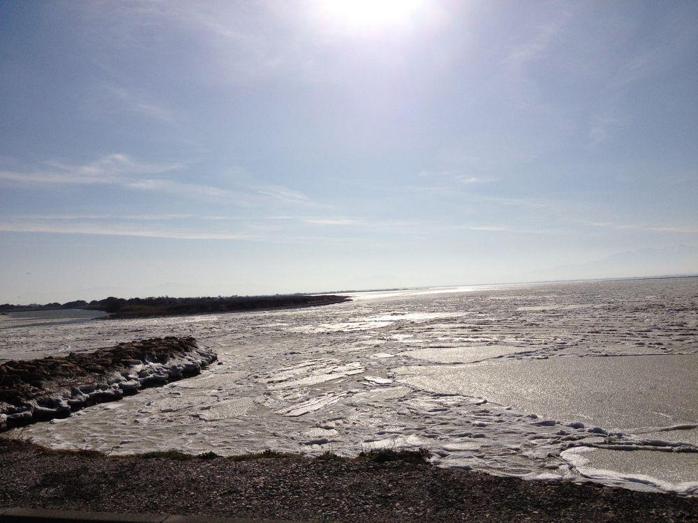 OF SALT , WATER & ICE by stephaniejeudi