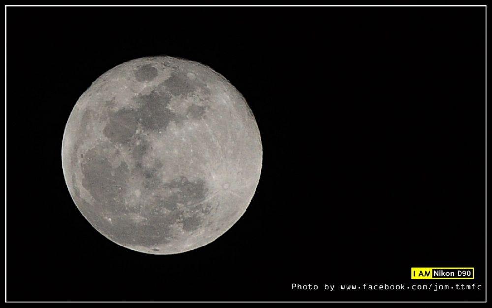 Moon by jomttmfc