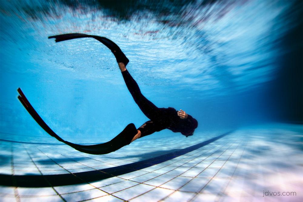 Pool Training by Jacques de Vos