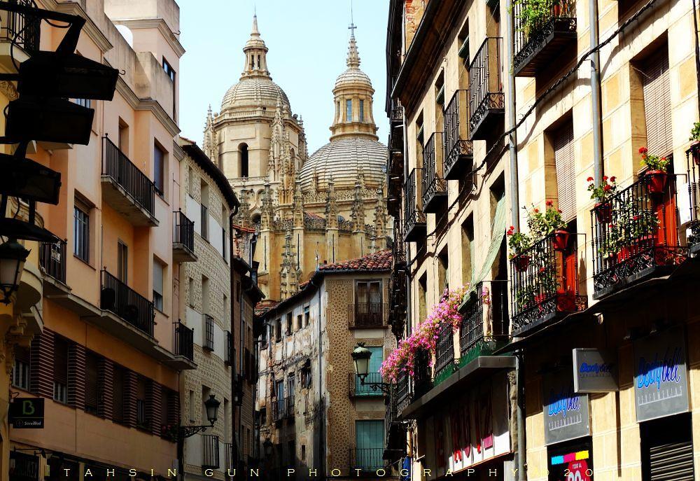 Segovia by Tahsin Gun
