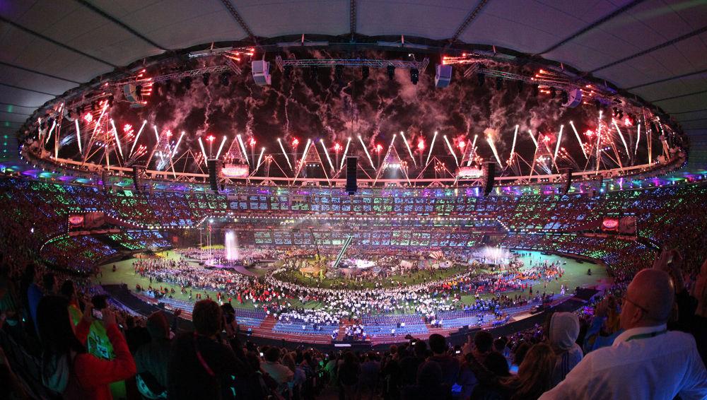 Paralympic games 2012 - Closing ceremony by Gonçalo Lobo Pinheiro