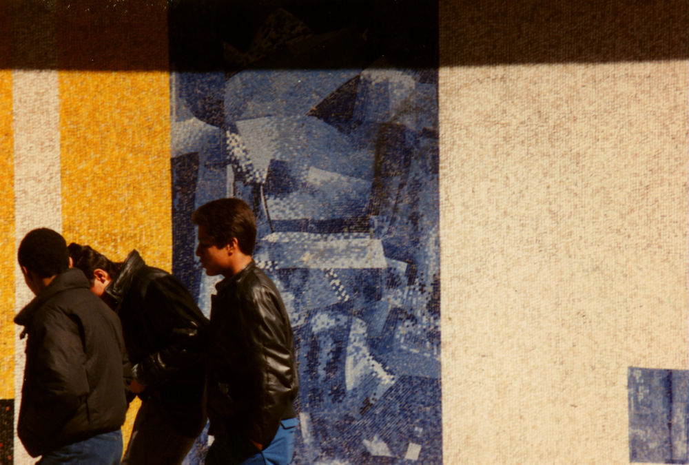 Cubist Trio - photograph by Eyster   by bruceeyster