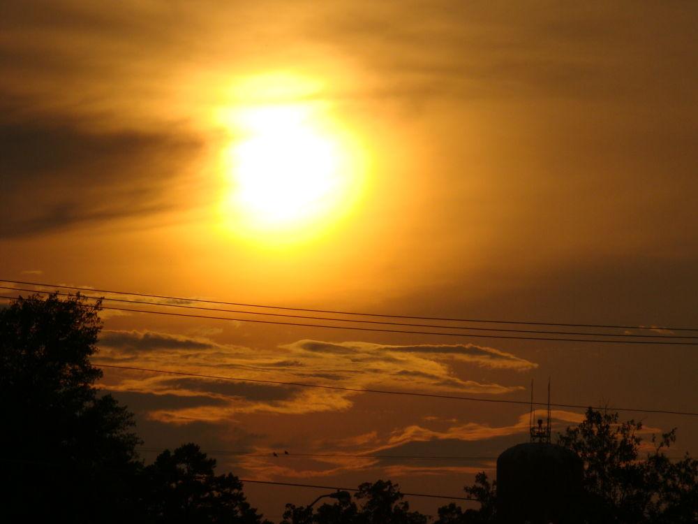 Photo in Random #sky #clouds #sunny #sun