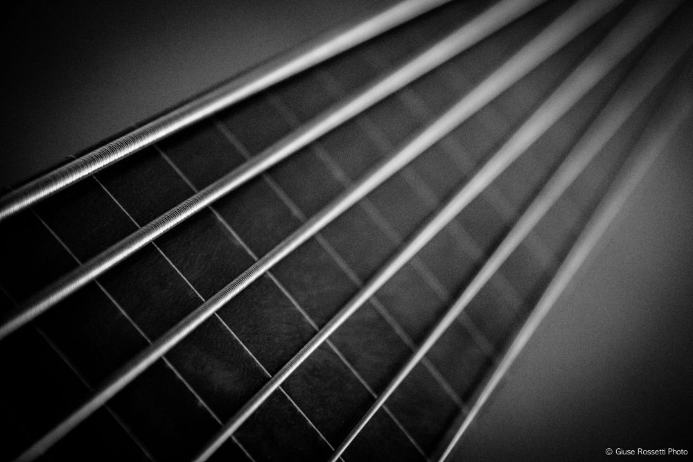 Strings by Giuse Rossetti