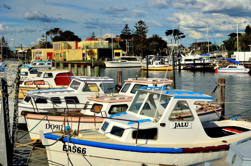 Boats by davidngsh