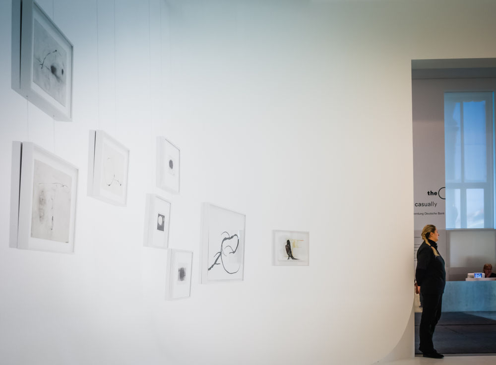 pictures at an exhibition by Oliver Penack