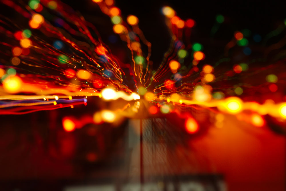 Zooming Lights_IMG_1453 by Indresh Gupta