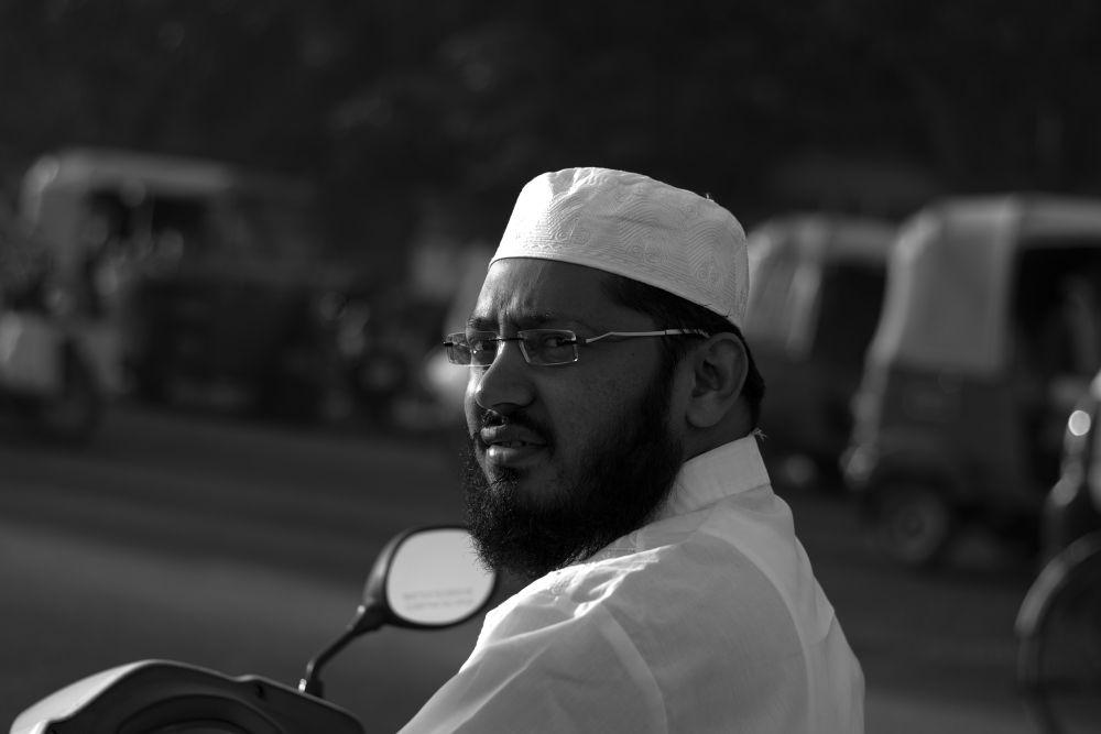 IMG_2007 BW by Indresh Gupta
