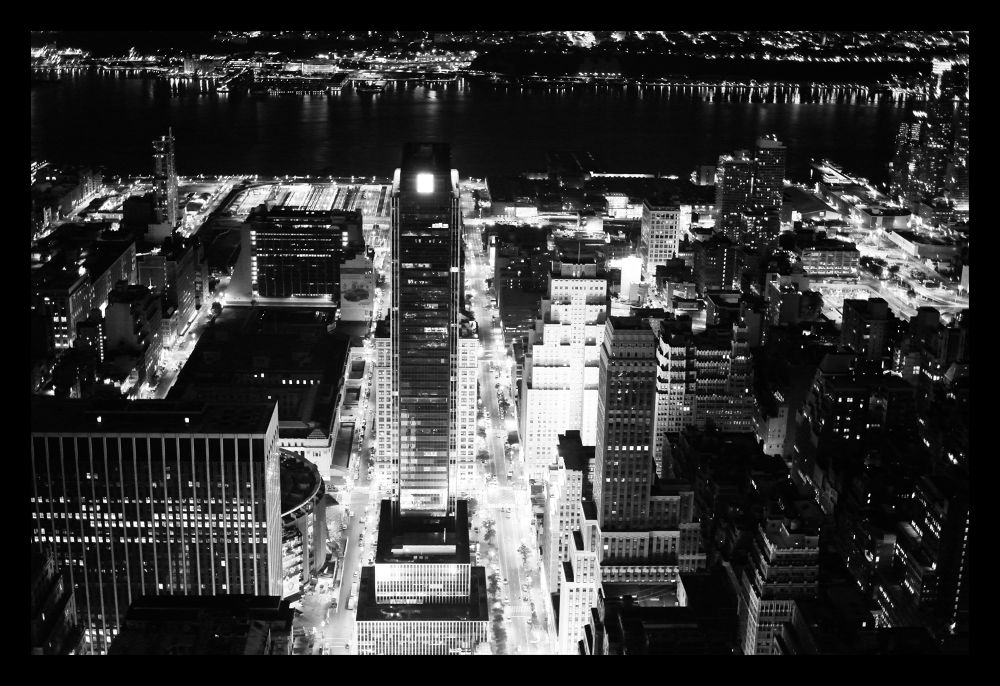 NYC At Night by visbimmer79