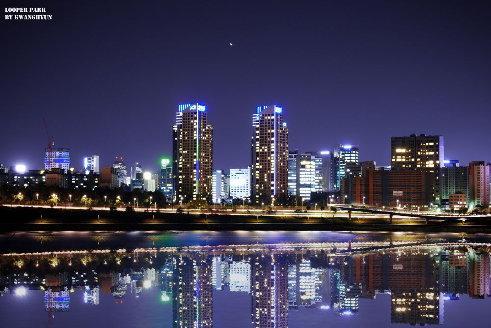 Night In Seoul by visbimmer79