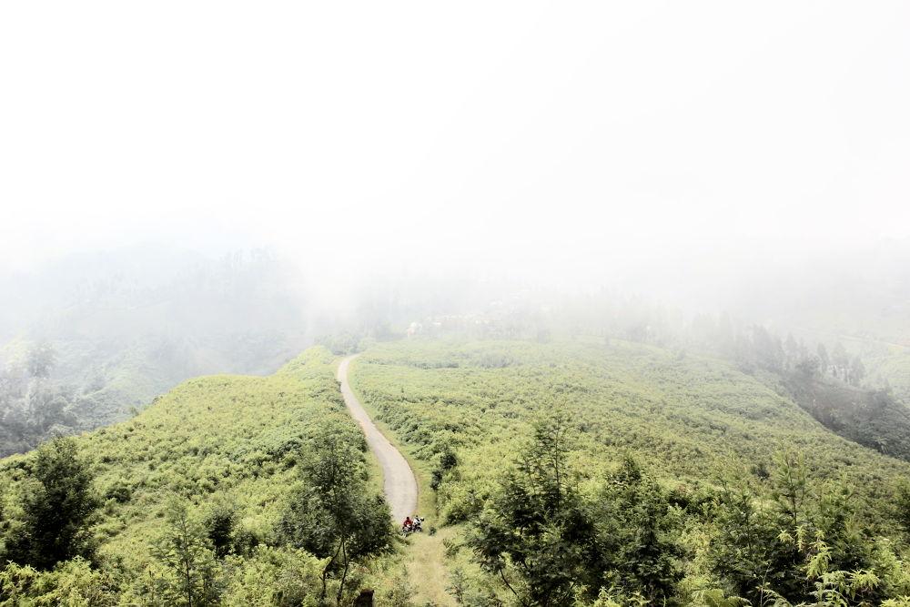 Road to Heaven by Dimas Dwi Wardhana