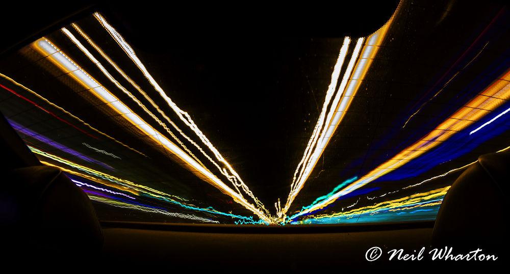 Warp Speed by neilwharton