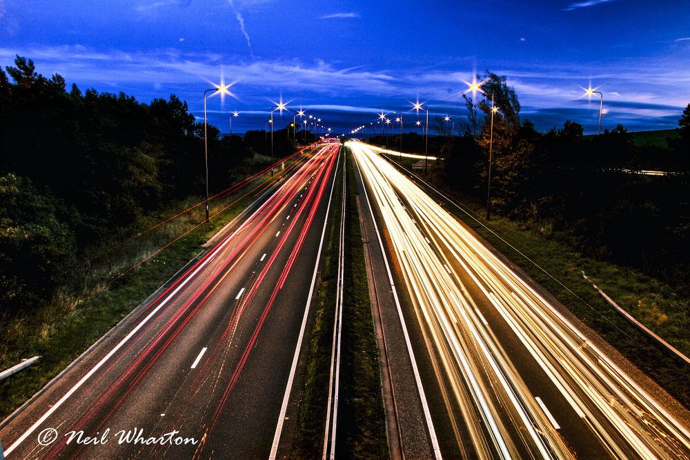 Traffic by neilwharton