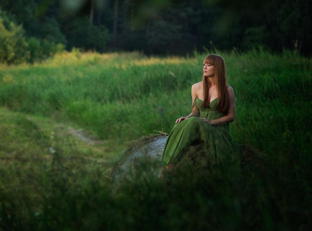 The Emerald Meadow by Rafał Kurs