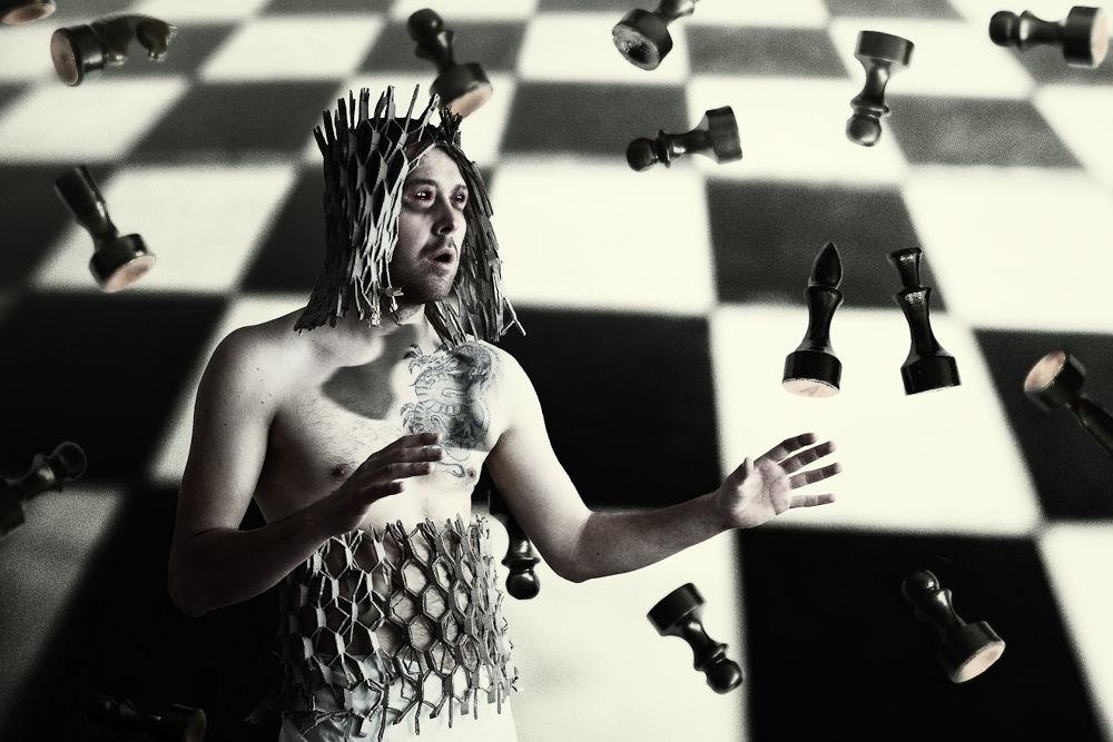 Checkmate by Rafał Kurs