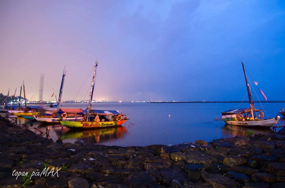Before Sunrise by A Li Topan