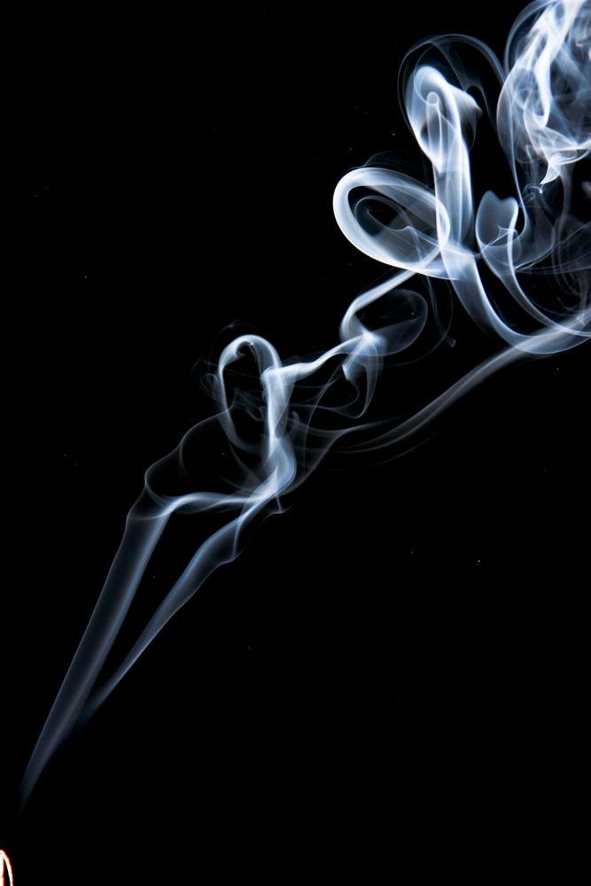 White smoke. by zuzannazowicz