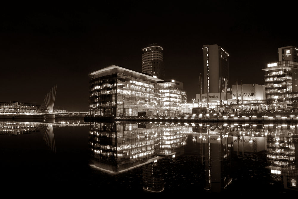 Media City UK by zuzannazowicz