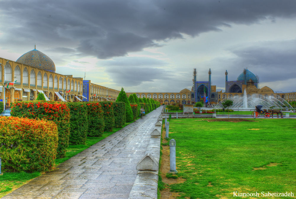 Dreamy Sq by kianooshsabetizadeh