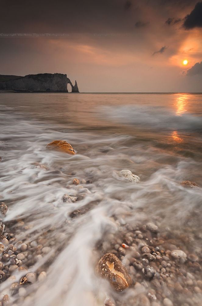 Etretat by Mathieu_rivrin