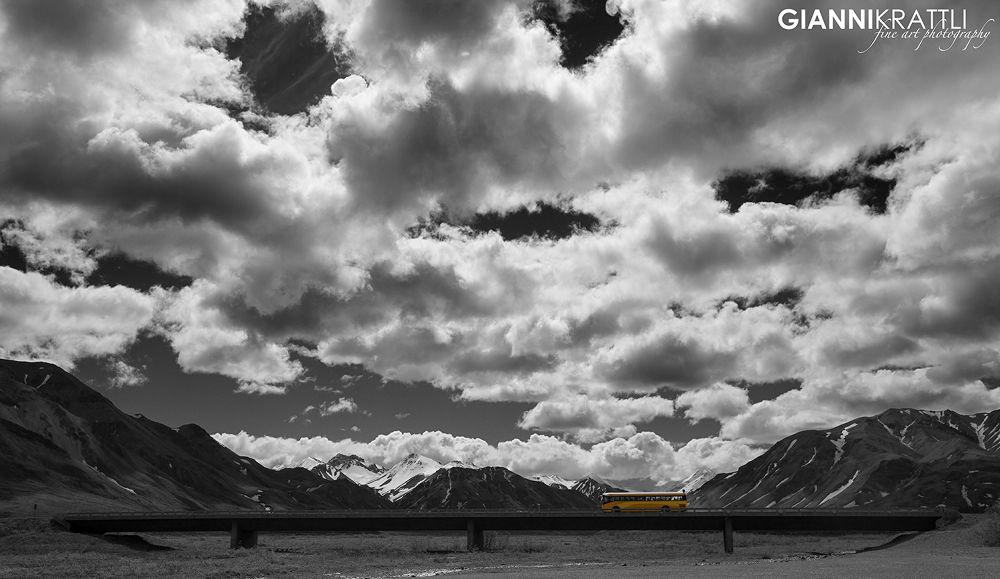 Last Ride September 13 by Gianni Krattli