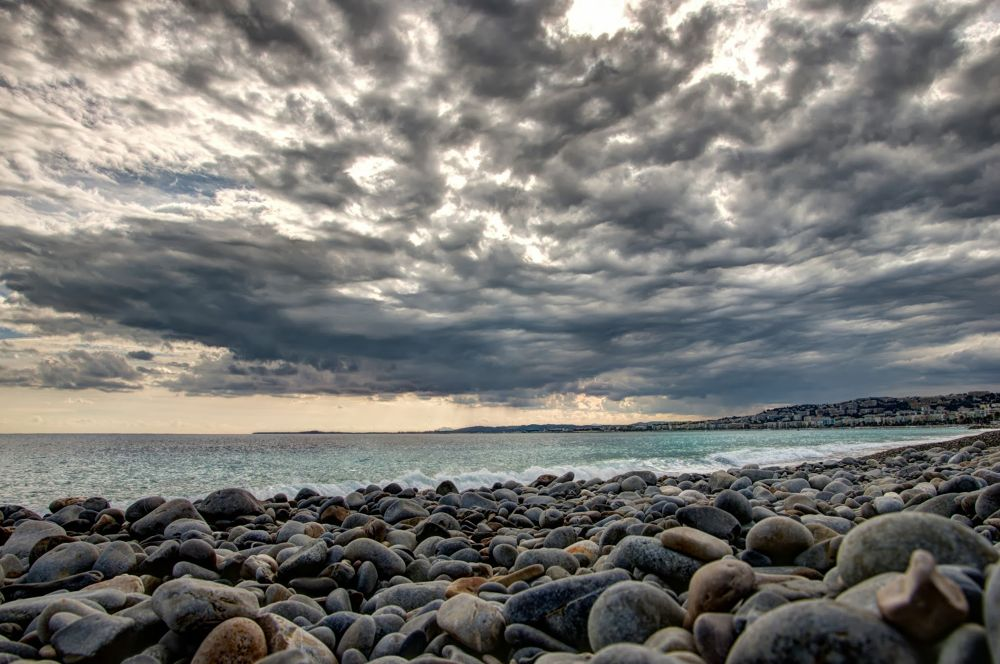 baie des Anges by Ramzi