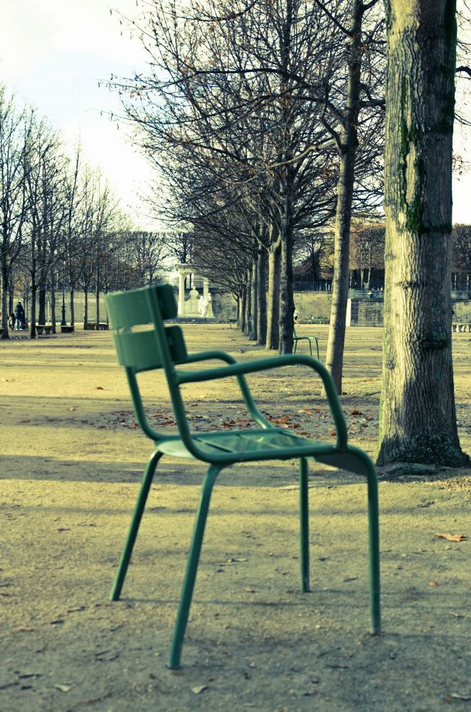 have a seat by Ramzi