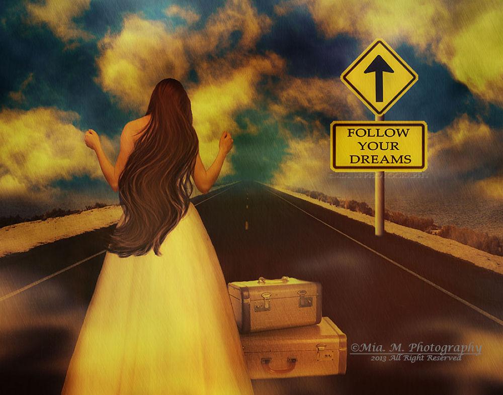One Way   by Mia.MP