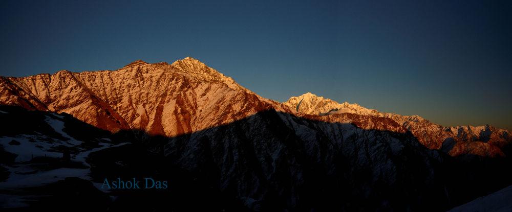 Himalya by Asok Kumar Das