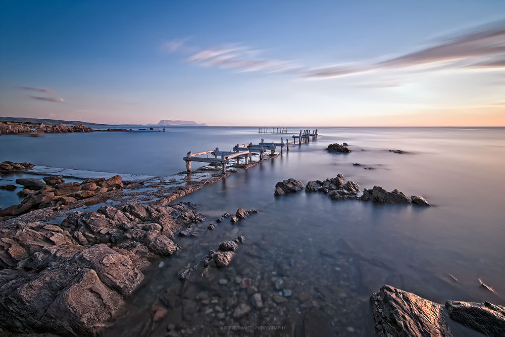 the old wharf ... by Beppe Ranieri
