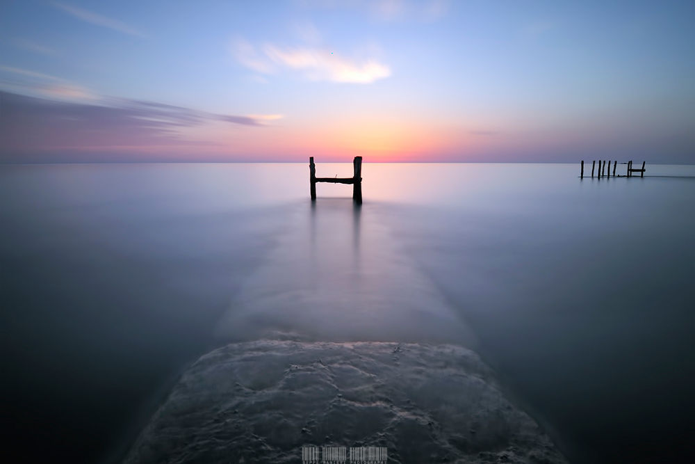 The H Point .... I must cross it !!! by Beppe Ranieri