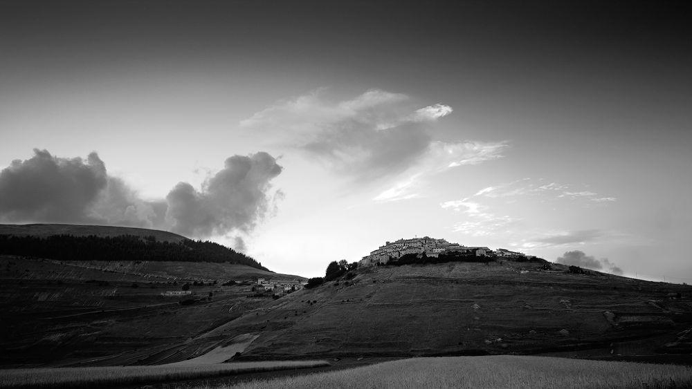 Italian Landscape by umgu