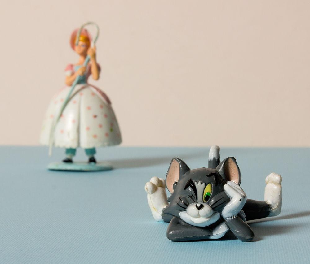 Tom Cat by umgu