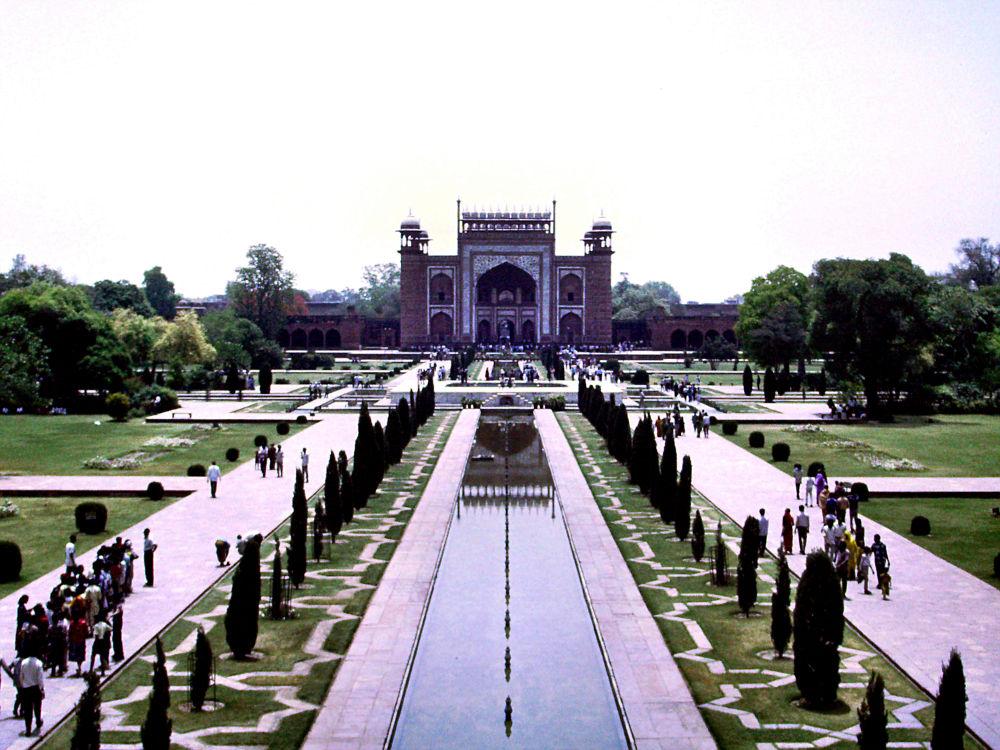 Indien 1992 by Helmut Schneller
