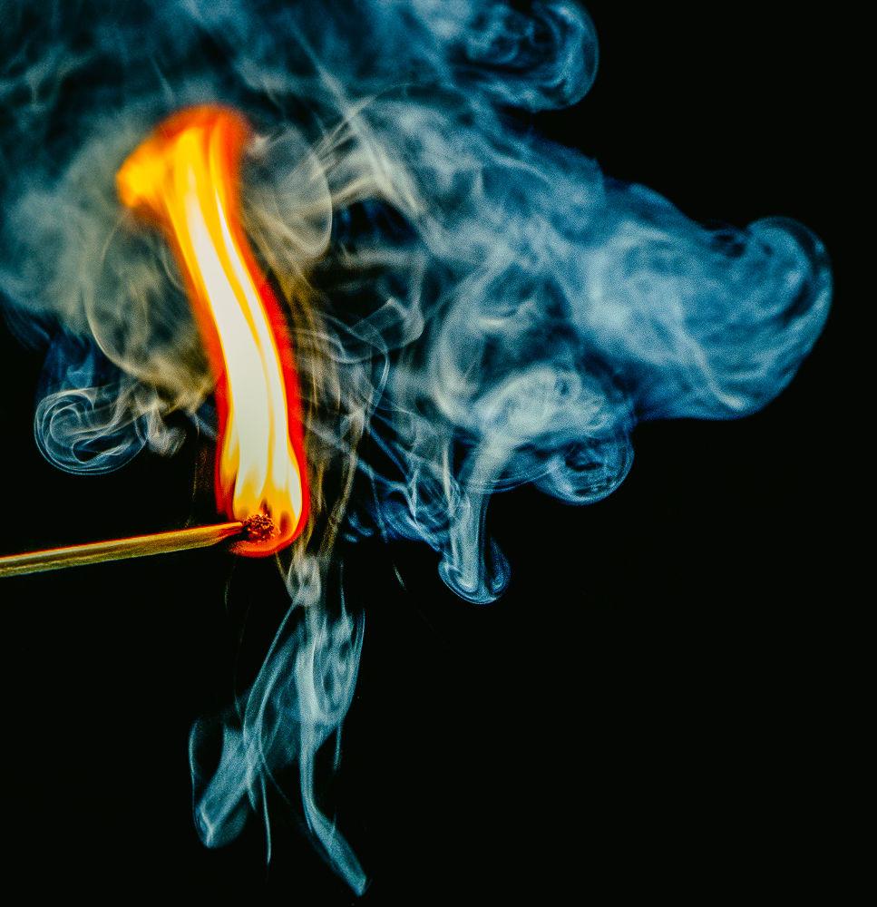 Fire by Michael Krämer