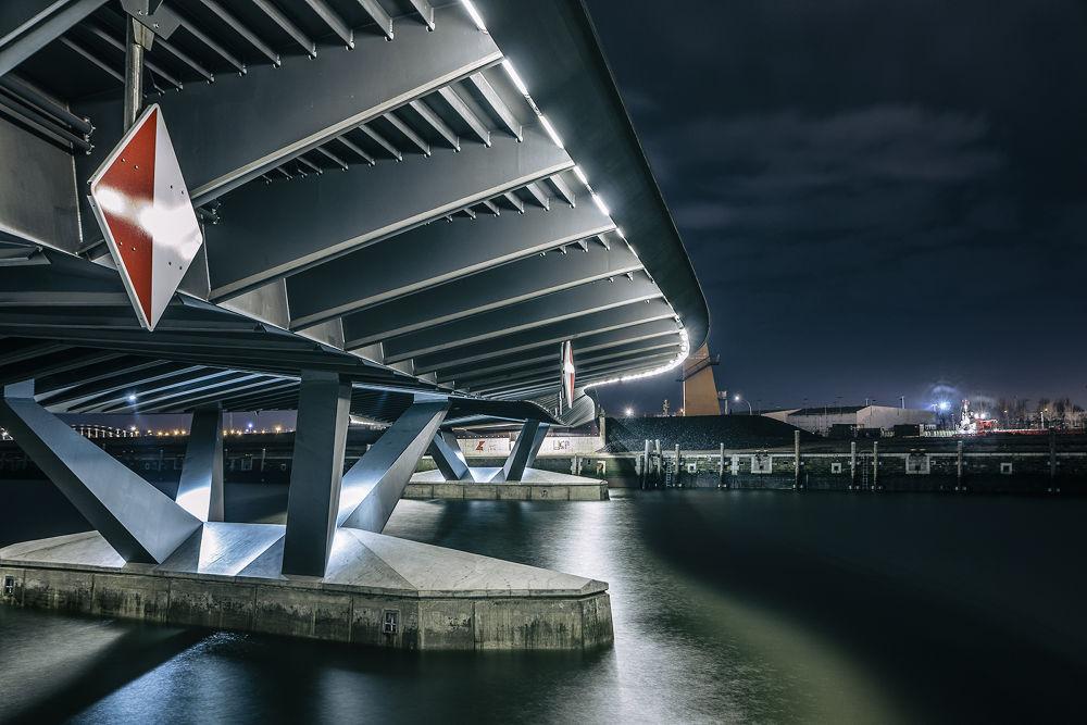 Baakenhafen by Michael Krämer