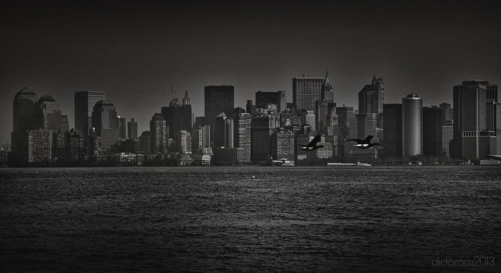 NY by didorossi