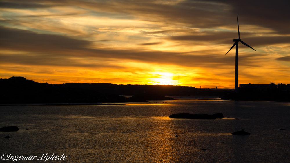 Sunrise by ingemaralphede