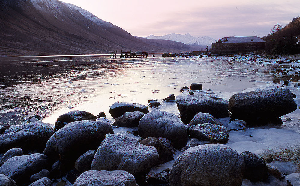 Loch Etive  by Peter Paterson