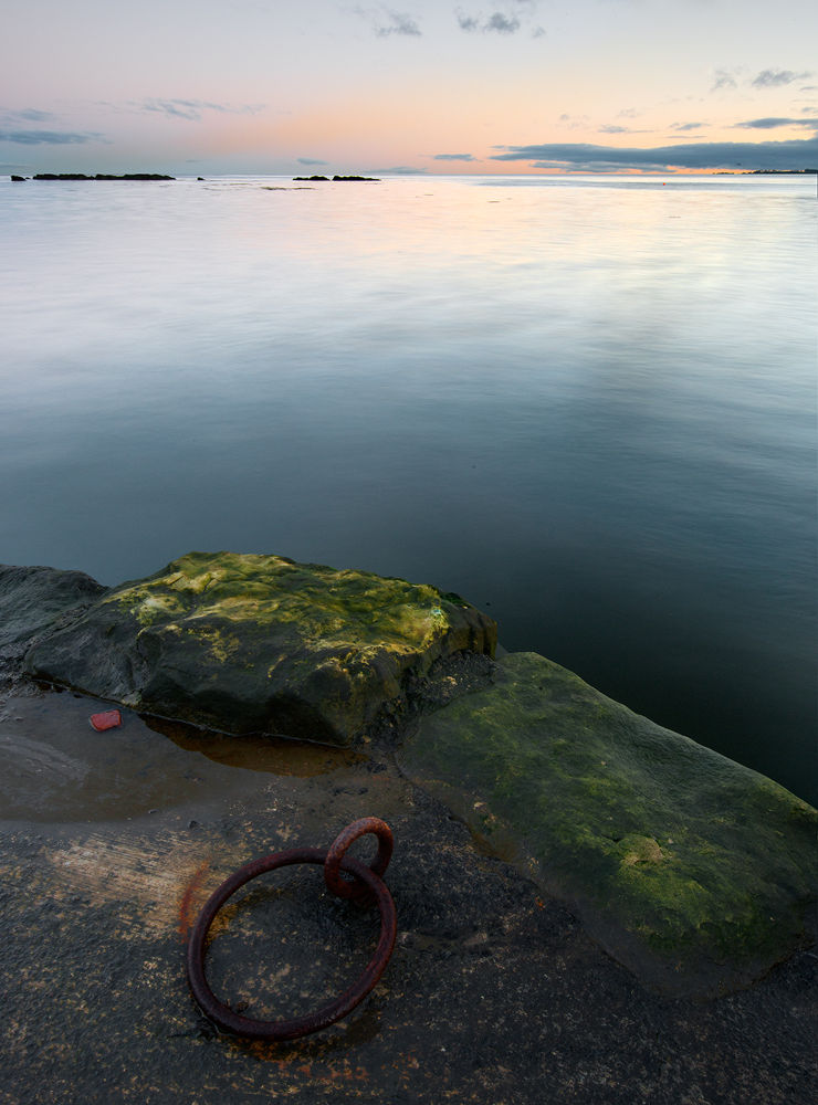 Mooring Ring by Peter Paterson