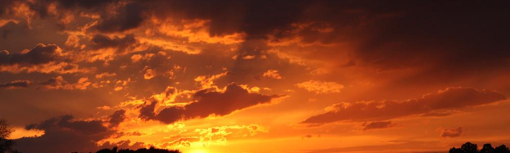 Photo in Random #sky #sunset