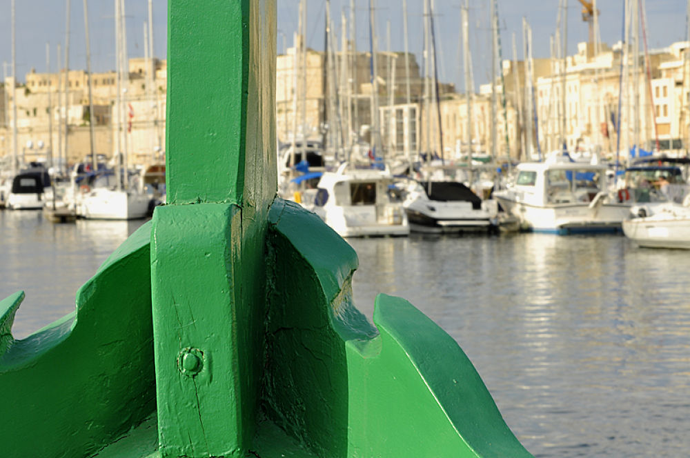 Boat tripp in Malta by Susanne Norrby