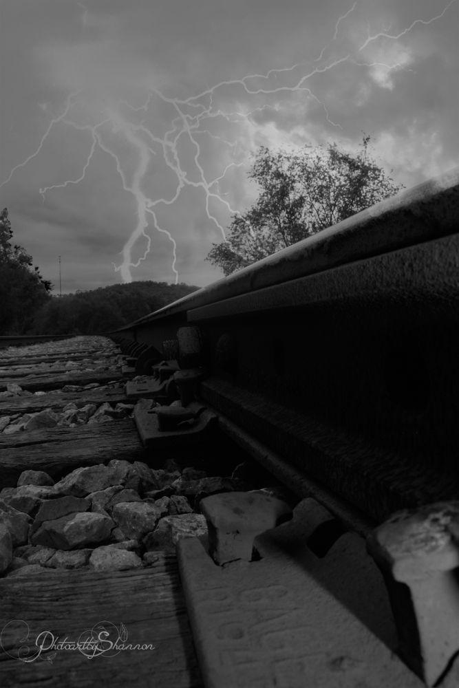 Before the storm by Shannon Hreha-kilgore