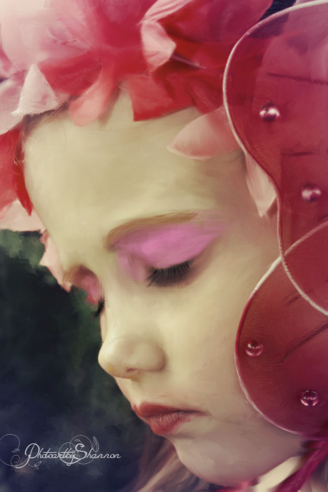 Hayley Fairy by Shannon Hreha-kilgore