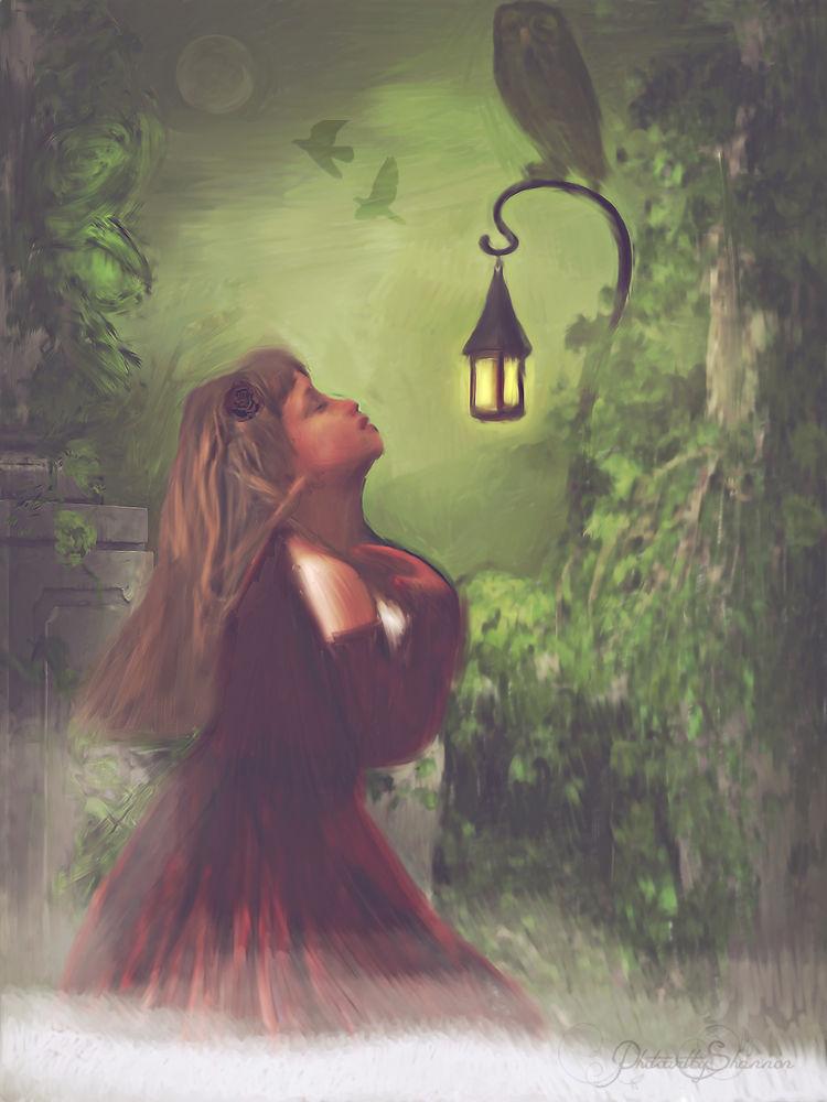Dreaming by Shannon Hreha-kilgore