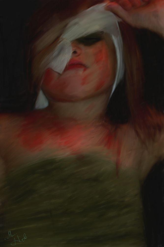 Beneath the bandages by Shannon Hreha-kilgore